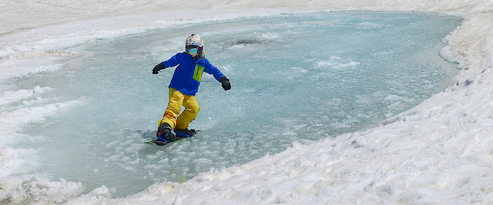 Surfing the Slush Pool