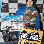 1st place Mad Fridge Shred